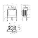 Focolare 70 Piano EVO Crystal