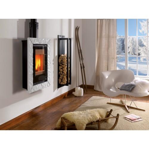 Exkluzívne dizajnové krbové kachle La Nordica Plasma 80V:30
